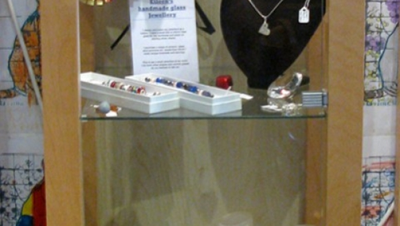 Eileen Handmade Glass Jewellery @ Level Best Art Cafe