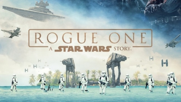 Rogue One: A Star Wars Story Movie Review By Ryan Balkwill
