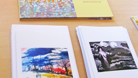 Stones Throw Poetry And Art Books Cards For Sale
